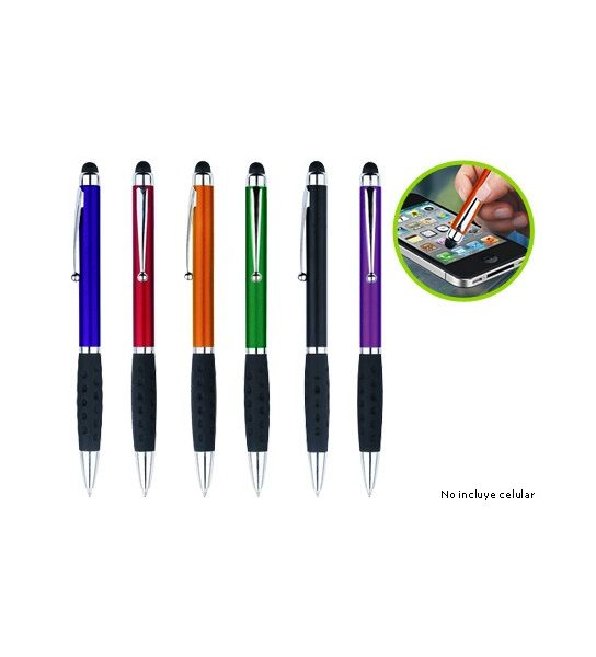 Bolígrafo Touch-Screen Stylus