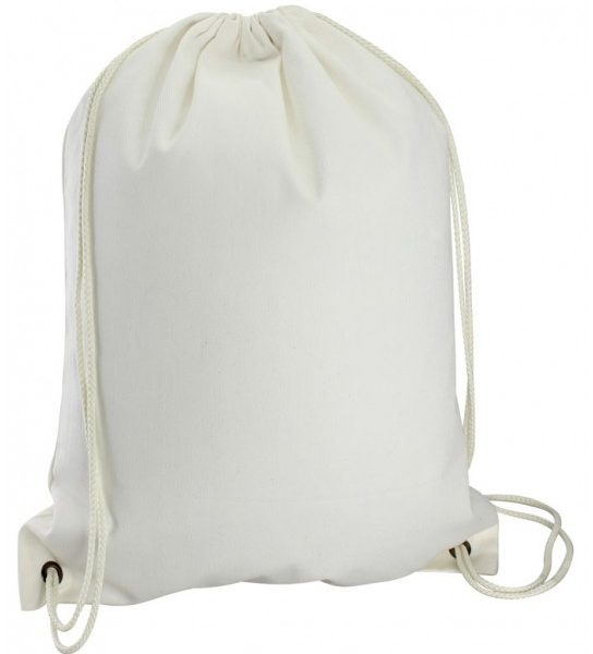 Mochila Simple de Poly-Cotton